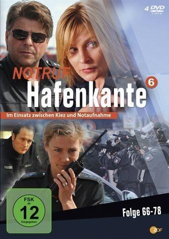 DVD »Notruf Hafenkante 6, Folge 66-78 (4 DVDs)«
