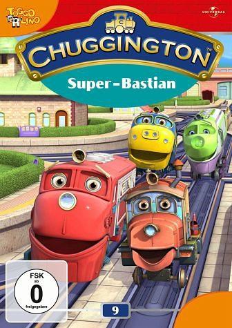 DVD »Chuggington 09 - Super-Bastian«