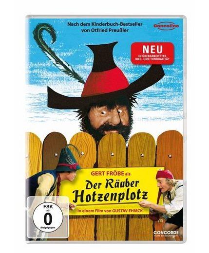 DVD »Der Räuber Hotzenplotz«