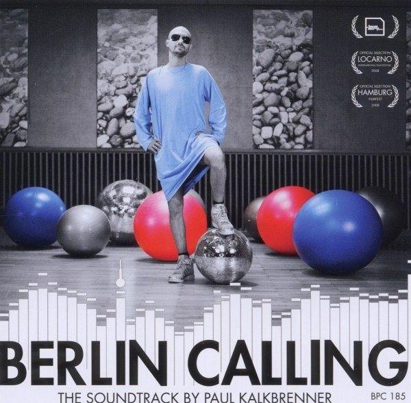 Audio CD »Paul Kalkbrenner: Berlin Calling-The...«