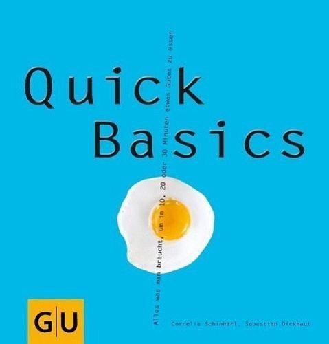 Broschiertes Buch »Quick Basics«