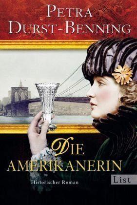 Broschiertes Buch »Die Amerikanerin«