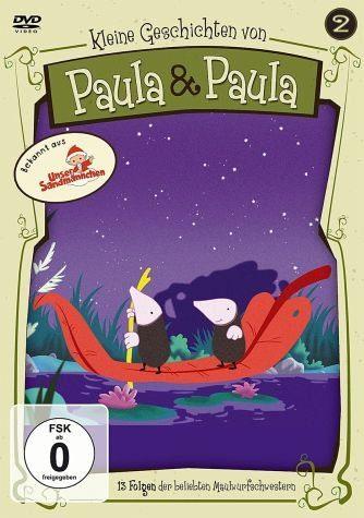 DVD »Kleine Geschichten von Paula & Paula Vol. 2«