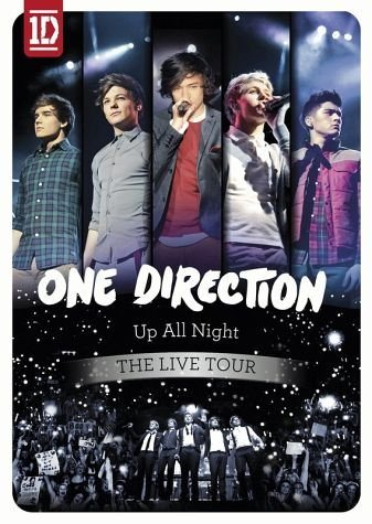 DVD »Up All Night - The Live Tour«