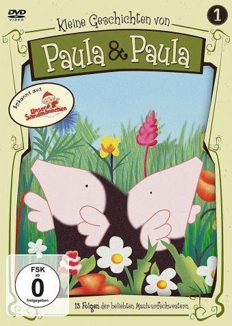 DVD »Kleine Geschichten von Paula & Paula Vol. 1«