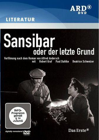 DVD »Sansibar oder der letzte Grund«