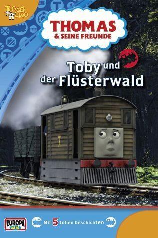 DVD »Thomas & seine Freunde - Toby und der Flüsterwald«