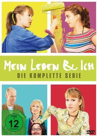DVD »Mein Leben & Ich - Die komplette Serie (18 DVDs)«