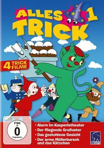 DVD »Alles Trick 01«