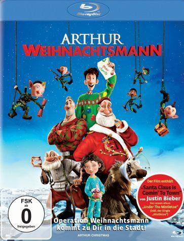 Blu-ray »Arthur Weihnachtsmann (Blu-ray 3D)«