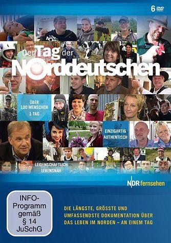 DVD »Der Tag der Norddeutschen«