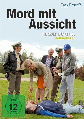 DVD »Mord mit Aussicht - Staffel 2 (Folgen 7-13) (2...«