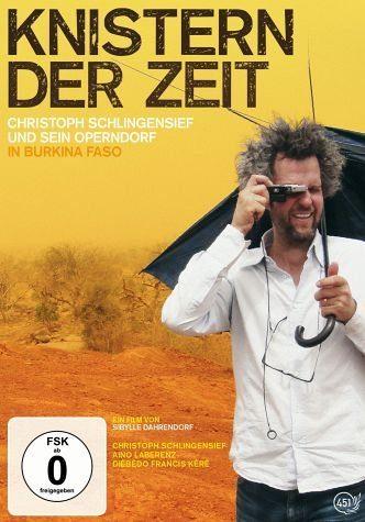 DVD »Knistern der Zeit - Christoph Schlingensief...«