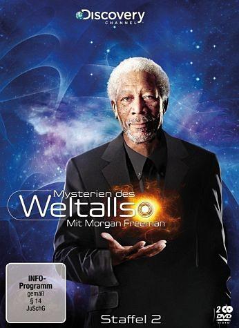 DVD »Mysterien des Weltalls - Mit Morgan Freeman,...«