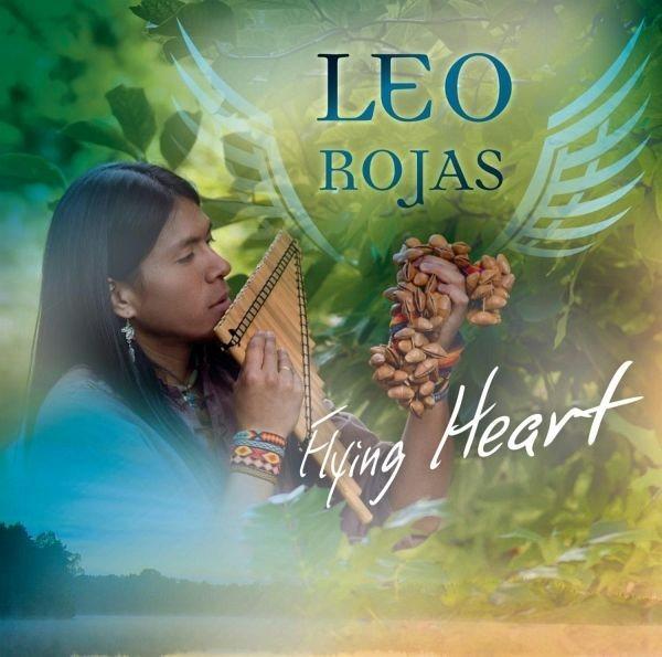 Audio CD »Leo Rojas: Flying Heart«