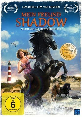 DVD »Mein Freund Shadow - Abenteuer auf der...«