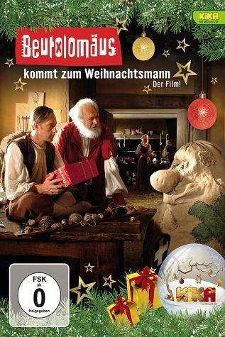 DVD »Beutolomäus kommt zum Weihnachtsmann«
