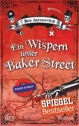Broschiertes Buch »Ein Wispern unter Baker Street / Peter Grant Bd.3«