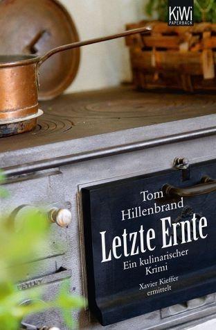 Broschiertes Buch »Letzte Ernte / Xavier Kieffer Bd.3«