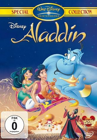 DVD »Aladdin (Special Collection)«