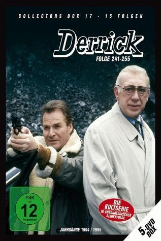 DVD »Derrick - Collector's Box Vol. 17 (Folge...«