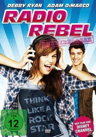 DVD »Radio Rebel - Unüberhörbar«