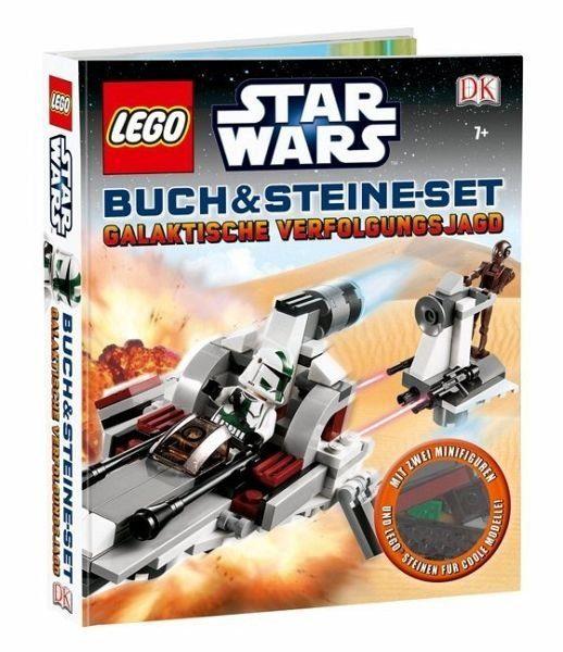 Broschiertes Buch »LEGO Star Wars Buch & Steine-Set«
