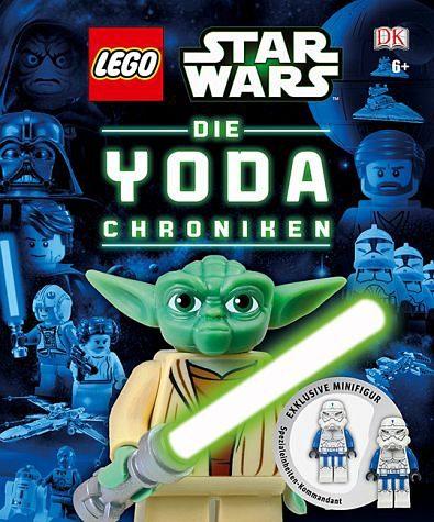 Gebundenes Buch »Die Yoda-Chroniken / LEGO Star Wars Bd.2«