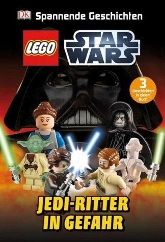 Gebundenes Buch »Jedi-Ritter in Gefahr / LEGO Star Wars Bd.1«
