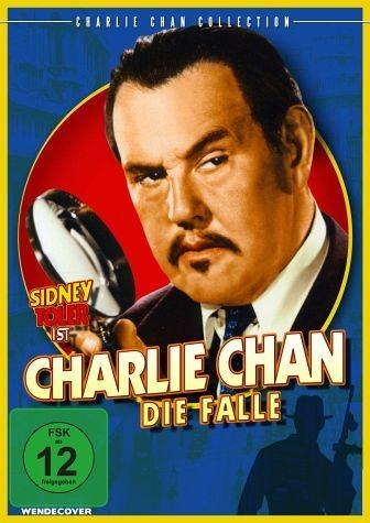 DVD »Charlie Chan - Die Falle«