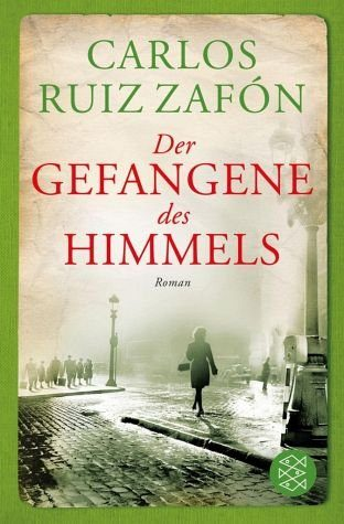 Broschiertes Buch »Der Gefangene des Himmels / Barcelona Bd.3«