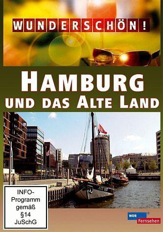 DVD »Wunderschön! - Hamburg und das Alte Land«