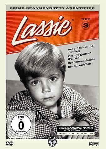DVD »Lassie 3«