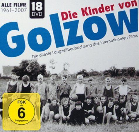 DVD »Die Kinder von Golzow - Alle Filme 1961-2007...«