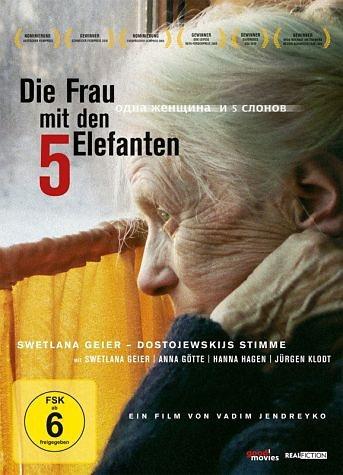DVD »Die Frau mit den fünf Elefanten«