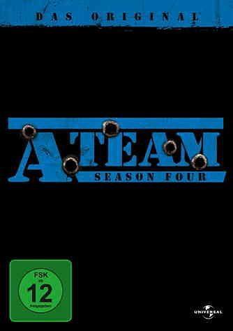 DVD »A-Team - Season Four (6 Discs)«