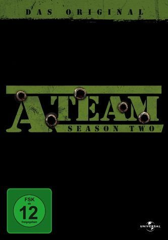 DVD »A-Team - Season Two (6 Discs)«