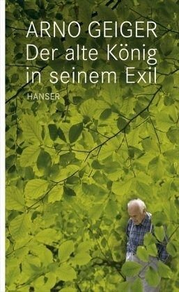 Gebundenes Buch »Der alte König in seinem Exil«