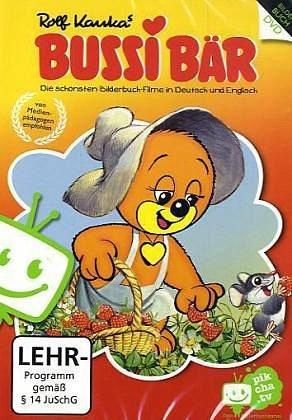 DVD »Bussi Bär - Die schönsten Bilderbuch-Filme in...«