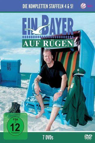 DVD »Ein Bayer auf Rügen - Staffel 4 & 5 (7 Discs)«