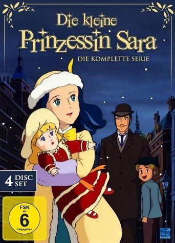 DVD »Die kleine Prinzessin Sara - Die komplette...«