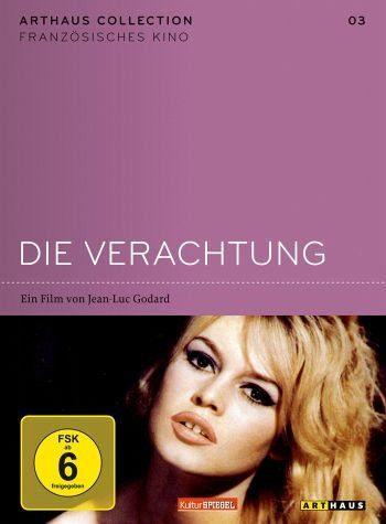 DVD »Die Verachtung«