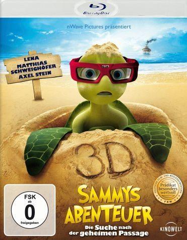 Blu-ray »Sammys Abenteuer - Die Suche nach der geheimen...«