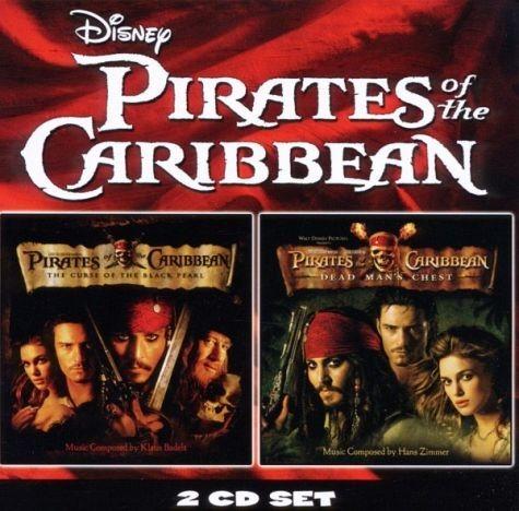 Audio CD »Various: Pirates Of The Caribbean 1+2«