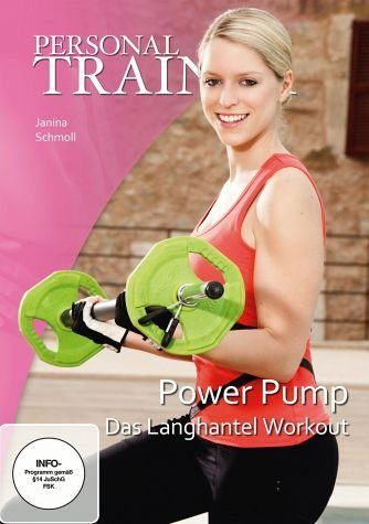 DVD »Personal Trainer - Power Pump: Langhantel Workout«
