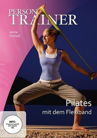 DVD »Personal Trainer - Pilates mit dem Fitnessband«