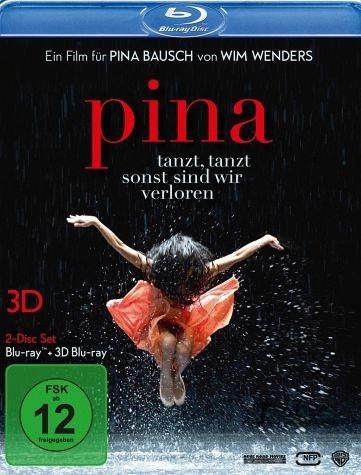 Blu-ray »Pina (2 Discs)«