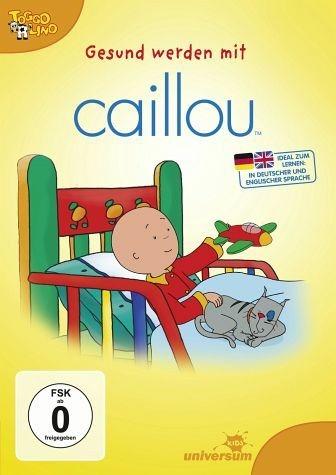 DVD »Caillou 22 - Gesund werden mit Caillou«