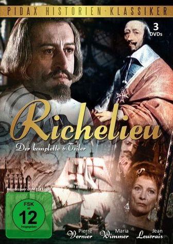 DVD »Richelieu (3 Discs)«