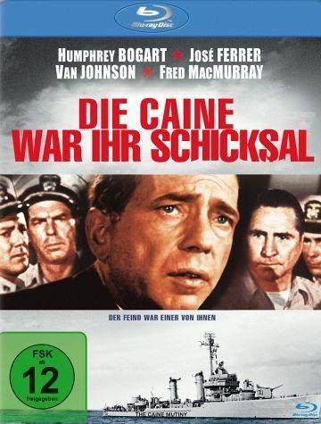 Blu-ray »Die Caine war ihr Schicksal«